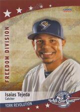 2017 Atlantic League All Star Freedom Isaias Tejeda York Revolution