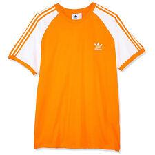 Adidas Originals Alexander Want Aw Graphic Tee BR5731 Shirt White Orange DT6570 | eBay