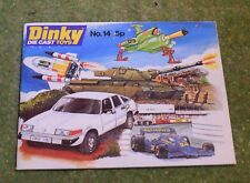DINKY DIE CAST TOYS CATALOGUE No 14 1978