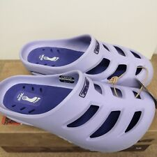 Teva Women's 'Apres-Clog' Rubber Shoes UK Size 4 Purple  - Brand New in Box
