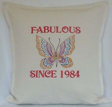 Unbranded Embroidered Contemporary Decorative Cushions