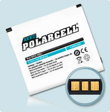 PolarCell Akku für HTC Touch HD2 T8585 Leo Firestone 1300mAh Batterie Accu Acku