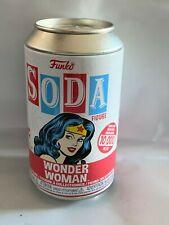 Funko Vinyl Soda Figure: DC Comics - Wonder Woman (CHASE)
