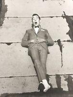 1987 Vintage  PEE WEE HERMAN Television 📺 Celebrity HERB RITTS Photo Art 16x20