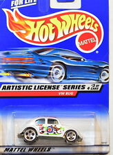 HOT WHEELS 1998 ARTISTC LICENSE SERIES #731 VW BUG