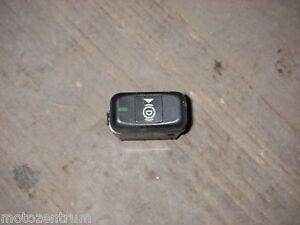 Schalter D Dauerbremse ein aus Omnibus O 405 DB switch interrupteur