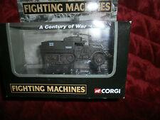 CORGI FIGHTING MACHINE A CENTURY OF WAR M3 AI HALF TRACK CARRIER CS90050