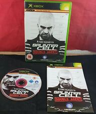Tom Clancy's Splinter Cell: Double Agent (Microsoft Xbox) VGC RARE