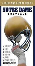 NOTRE DAME FOOTBALL (HuddleUp!) - New Book CHRISTOPHER WAL