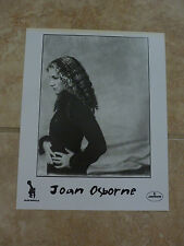 Joan Osborne 8x10 B&W Publicity Picture Promo Photo