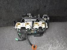 11 Yamaha YZF R1 Throttle Body & Fuel Injectors 304