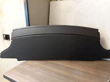 MERCEDES SL500 R230 SL350 REAR PARCEL SHELF IN BLACK 120433902