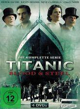 DVD-BOX NEU/OVP - Titanic - Blood & Steel - Die komplette Serie