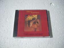 TWO MAN SOUND - DISCO SAMBA  CD made in Russia