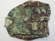 VINTAGE CAMO JACKET MARINE OR ARMY MILITARY SZ SMALL  VINTAGE (M201)