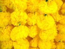 Wholesale Indian Wedding Marigold Vine Flower Diwali Decoration Plastic Garlands