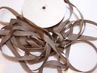 Medium Beige Seam Binding x 100 Yards, Rayon Seam Binding, Unbranded, Tan