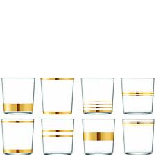 LSA Deco Vasos Juego - 2 Juegos of 8 vasos