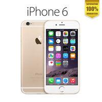 Original APPLE IPHONE 6 16GB GOLD oro CON ACCESSORI GARANZIA 12 MESI GRADO A+