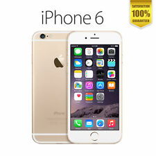 Original APPLE IPHONE 6 16GB GOLD oro CON ACCESSORI GARANZIA 12 MESI GRADO A+