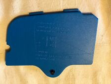 LeapFrog LEAPPAD BATTERY COVER Blue Replacement Cover with screw