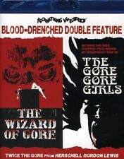 The Wizard of Gore / The Gore Gore Girls [New Blu-ray] Widescreen