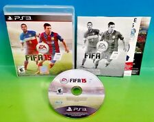 FIFA 15 Soccer - PS3 Sony Playstation 3 Rare Complete  GAME 1-7 Players can play