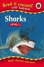 Read it Yourself Level 1: Sharks By Ladybird