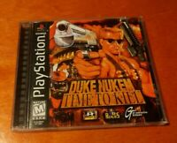 Duke Nukem Time To Kill Sony PlayStation 1 PS1