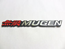 Honda Mugen emblem Red logo badge Sticker decal Civic Accord SI SIR Acura JDM
