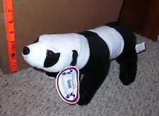 BEST MADE TOYS plush Panda Bear stuffed doll 1980s NWT Canada w/ tags