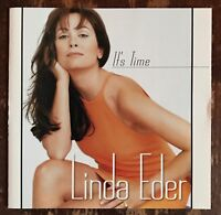 Linda Eder It's Time CD Jekyll & Hyde Broadway Someone Like You Man Of La Mancha