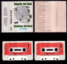 JUAN PALACIOS - TANGUILLO DEL GOLPE - SPAIN CASSETTE OLYMPO 1981 - Sevillanas