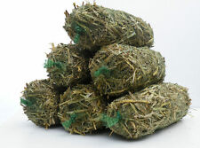 6x Barley-Straw Logs for Safe Natural Treatment of Algae & Blanket-Weed in Ponds