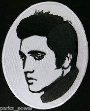 Elvis Presley Iron/ Sew on patch, badge, ROCKABILLY