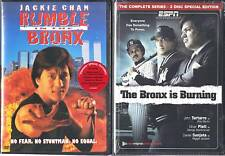 Rumble in the Bronx & The Bronx Is Burning - 2 DVDs