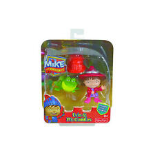 FISHER PRICE MIKE THE KNIGHT EVIE & MR. CUDDLES FIGURE *NEW*