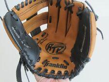 "Franklin RTP 4609 Youth Baseball mitt Glove 9 1/2"" Ready To Play T-ball RH"