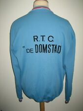 RTC de Domstad Utrecht vintage Holland jersey shirt cycling maillot size XL