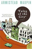 Complete Set Series - Lot of 9 Tales of the City books by Armistead Maupin LGBT