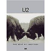 U2 - Best of 1990-2000 dvd rock pop metal concert performance greatest hits