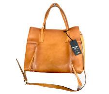 Cavalcanti Genuine Leather Large Handbag Made In Italy New