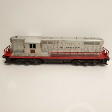 Vintage Lionel Trains 2328 Burlington Route GP-7 Diesel Silver USA