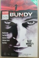 Ted Bundy Vhs Rated R Approx 95 mins Color