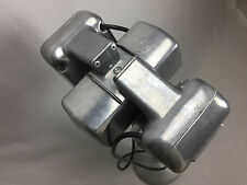 New 1960s Mark II Drive-In Theatre Movie Speaker Set With RCA Junction Box