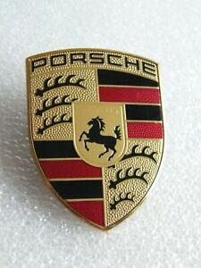 PORSCHE Logo - Wappen - Emblem - 991.559.215.02 - 50 mm x 67mm
