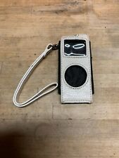 Leather Case for Apple iPod Nano 1st Gen 1G Screen Protector w/ Strap