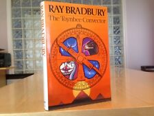 RAY BRADBURY - The Toynbee Convector - SIGNED FIRST EDITION (1988)