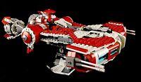 Star Wars Lego 75025 Jedi Cruiser - custom display stand only