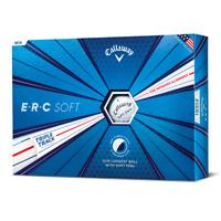 CALLAWAY ERC Soft mit Triple Track Technology, weiß 1Dz